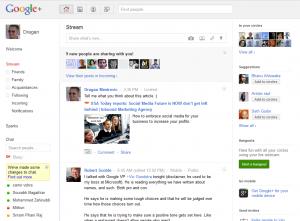 Google+ Profile Dragan Mestrovic