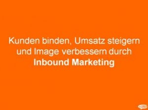 inBlurbs Inbound Marketing Praesentation 300x224 42 Profitable Gründe für die Umsetzung der Inbound Marketing Strategie