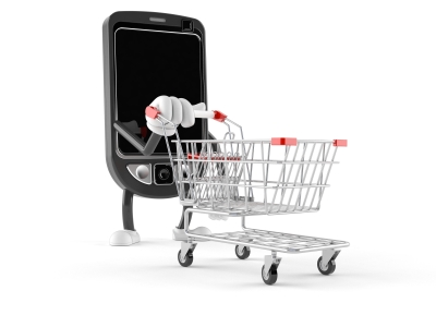 mobile shopping, mobiles marketing