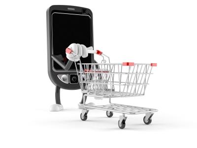 mobile shopping, mobiles marketing