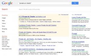 private air charter firmen suchergebnisse bei google