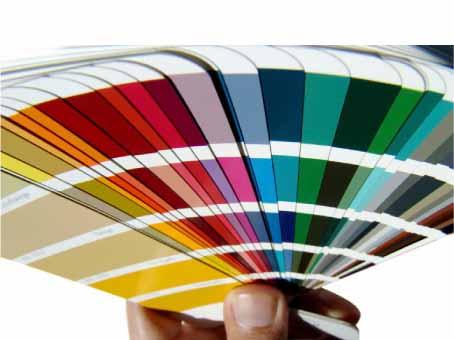 richtige farbe für logo, richtige farbe für marke