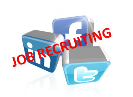 Job Recruiting mit Social Media, Social Media Recruiting, Top Mitarbeiter mit Hilfe von Social Media